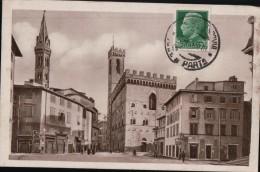 6380A FIRENZE  1933   ECRITE VERSO - Italie