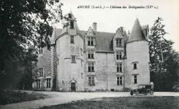 ANCHE - Château Des Brétignolles (XVe Siècle) - Andere Gemeenten