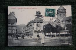CLERMONT FERRAND -  Place De JAUDE, Rue Blatin - Clermont Ferrand