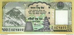 NEPAL 100 RUPEES ND (2010) P-64b UNC [ NP277b ] - Nepal
