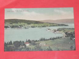 QUEBEC / GASPE  1902  FROM YORK MOUNTAIN  / GASPE QUE   CIRC NON EDITION - Gaspé