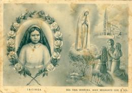 4FATIMA, JACINTA, Era Uma Senhora, Mais Brilhante Que O Sol, 2 Scans, PORTUGAL - Santarem
