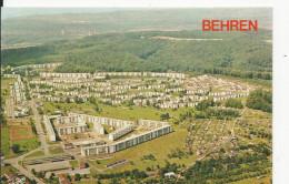 10X15  Behren  Vue Aérienne - Autres Communes