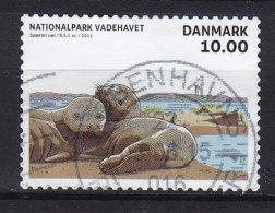 Denmark 2015 Mi. 1816       10.00 Kr National Park Vadehavet Seal Robbe - Dänemark