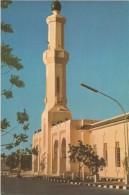 R1153 Jeddah - King's Mosque At Medina Road - Camii Moschea Moschee Mosquée / Non Viaggiata - Arabie Saoudite