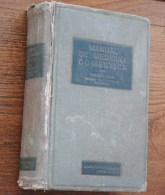 1930s Manual De Medicina Doméstica PORTUGAL Samuel Maia FORMULAIRE Guide MEDICINE - Livres, BD, Revues