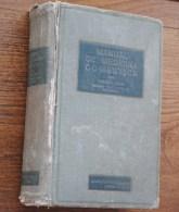 1930s Manual De Medicina Doméstica PORTUGAL Samuel Maia FORMULAIRE Guide MEDICINE - Praktisch