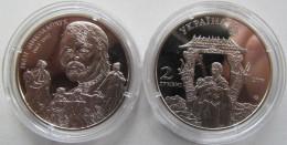 """Ukraine - 2 Grivna Coin 2016 """"Ivan Mykolaichuk"""" UNC - Ucraina"""