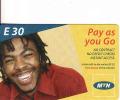 Swaziland, E30,  MTN - Swaziland