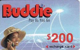 ZIMBABWE - Recharge Buddie $ 200 - Zimbabwe