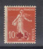 FRANCE    Semeuse  N°146  **  (1914) - Francia