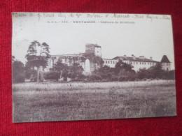 Vertaizon  Chateau De Mirabeau - France