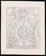 1866. Weapon.1 CENT. Essay. Gray. (Michel: 20) - JF194645 - Probe- Und Nachdrucke