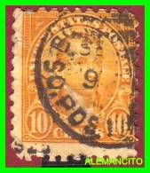 AMERICA  E.E.U.U.  UNITED STATES  SELLO  MONROE  1 CENT AÑO 1922 - América Central