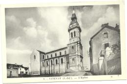 44  SAVENAY    L EGLISE - Savenay