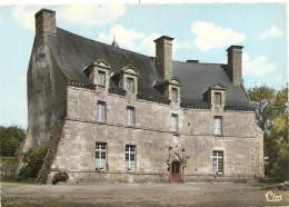 56 SAINT   CARADEC  TREGOMEL    LE  MANOIR  DE  KERMERIEN - France