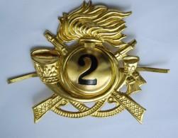 Pith Helmet Italian ARMY - 2RD BERSAGLIERI - Casques & Coiffures