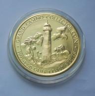GRAND CASINO COLLECTOR COINS 1995-1996 GULF COAST SERIES - Casino