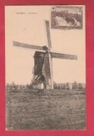 Beersel - De Molen -1928 ( Verso Zien ) - Beersel
