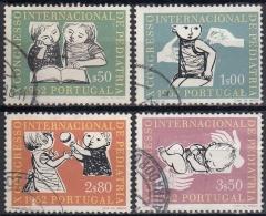 Portugal 1962 Nº 904/07 Usado - 1910-... République