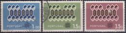 Portugal 1962 Nº 908/10 Usado - 1910-... République