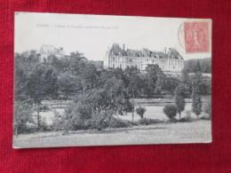 Plesse  Chateau De Carheil - France