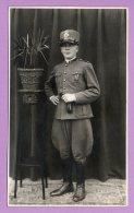 Foto-cartolina Militare - MIL44 - Guerra, Militari
