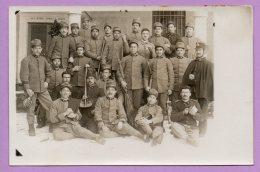 Foto-cartolina Militare - Foto Di Gruppo - MIL61 - Guerra, Militari