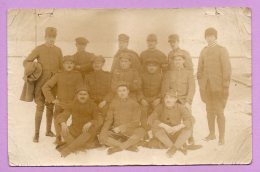 Foto-cartolina Militare - Gruppo - MIL67 - Oorlog, Militair