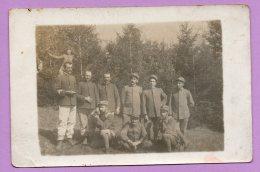 Foto-cartolina Militare - Gruppo - MIL66 - Oorlog, Militair