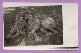 Foto-cartolina Militare - MIL73 - Oorlog, Militair