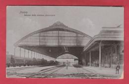 Pistoia - Interno Della Stazione Ferroviaria ( Voir Verso ) - Pistoia