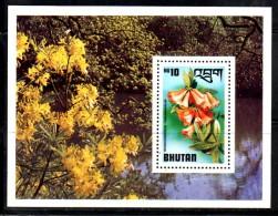 FER77 - BHUTAN, Il Foglietto N. 66  ***  MNH - Bhutan