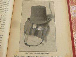 Mask London Policemuseum Engraving Print 1895 - Prints & Engravings