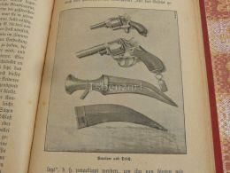 Revolver Engraving Print 1895 - Prints & Engravings