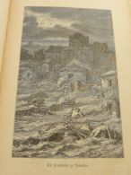 Acapulco Mexico Tidal Wave  Marejada Engraving Print 1895 - Prints & Engravings