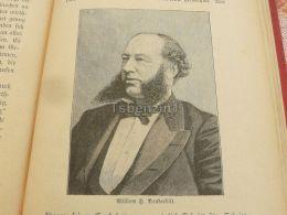 William Henry  Vanderbilt Engraving Print 1895 - Prints & Engravings
