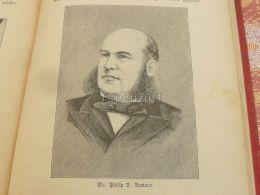 Philip Danforth Armour USA America Engraving Print 1895 - Prints & Engravings