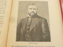 Andrew Carnegie Dunfermline England Massachusetts USA America Engraving Print 1895 - Prints & Engravings