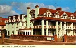 DEVON - PAIGNTON - SATTVA HOTEL Dv830 - Paignton