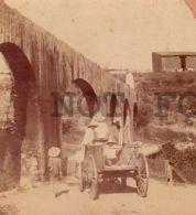 Mexico Cuernavaca Aqueduct Ca1890 Original Stereoview Photo Card  Meadville - Photos