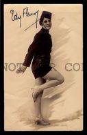 EDY FLEURY ITALIAN ACTRESS CA1920 AUTOGRAPHED PHOTO CINEMA MOVIE - Autographes