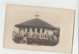 1910er  ÄTHIOPIEN AK GENNET Die KIRCHE-Echte Aufnahme-Neu-Arnold HOLZ VERLAG In Adis-Abeba-e806 - Äthiopien