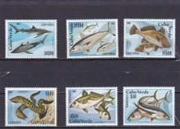 Cabo Verde Nº 425 Al 430 - Islas De Cabo Verde