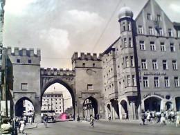 GERMANY  MUNCHEN MUENCHEN KARLSTOR  HOTEL FAHRIG´S DEUTSCHER HOT - CAFE   VB1958   FN3402 - Muenchen