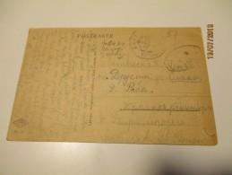 1946  RUSSIA KRASNOYARSK  BIRILYUSSY  TO LATVIA  POSTAGE DUE , FROM GULAG ? , OLD  POSTCARD  , O - Covers & Documents