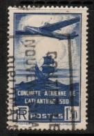FRANCE  Scott # C 16 VF USED - Airmail