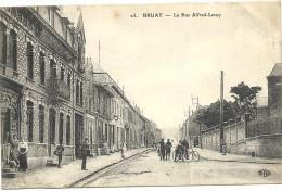 62    BRUAY    LA  RUE  ALFRED   LEROY - France