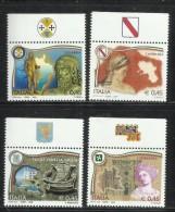 ITALIA REPUBBLICA ITALY REPUBLIC 2005 LE REGIONI SERIE COMPLETA COMPLETE SET MNH - 2001-10:  Nuovi