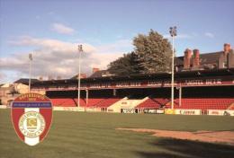 Stadium Richmond Park (St. Patrick´s Athletic FC,Ireland) Postcard - Size: 15x10 Cm. Aprox - Fútbol
